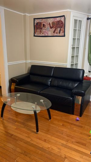 Sofa & Table. for Sale in Lansdowne, PA