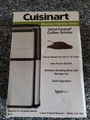 Cuisinart Coffee Grinder for Sale in Columbus, OH