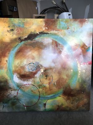 Modern Abstract Wall Art for Sale in Apex, NC