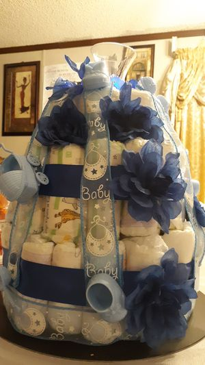 Pamper cake for Sale in Summerton, SC