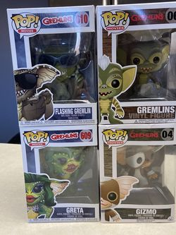 Funko Pop! Gremlins Collection for Sale in South Elgin,  IL