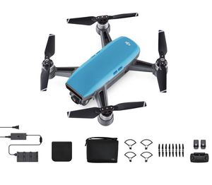 DJI Spark Fly more combo (Sky Blue) for Sale in Los Angeles, CA