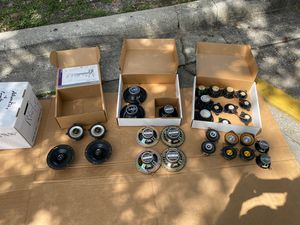Automotive audio speakers 28 for Sale in Tampa, FL