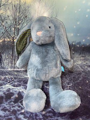 "Manhattan Toy Blue Bunny 15"" plush. for Sale in Bellflower, CA"