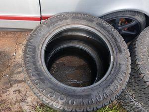 Nitto dune grappler tires used 305/55/20 for Sale in Stockbridge, GA