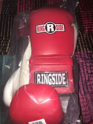 Boxing gloves Ringside 16 oz NEW for Sale in Havertown, PA