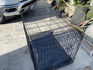 Large dog kennel | crate for Sale in Santa Ana, CA