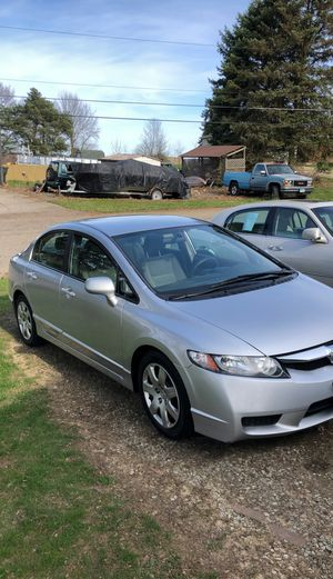 2009 Honda Civic. 1 owner , 105,000 mile. Just brought back from California No rust!! for Sale in Canton, OH
