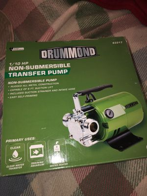 Drummond pump for Sale in La Mesa, CA