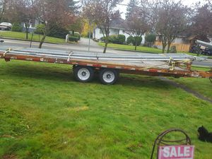 26' x 6' Rolling gate all mounting posts and hardware for Sale in Enumclaw, WA