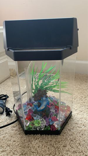 Fish Tank for Sale in Rocky Mount, NC
