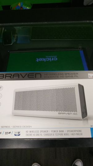 Braven 805 at cricket wireless for Sale in Wichita Falls, TX