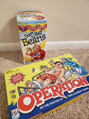 Kids game Operation for Sale in TEMPLE TERR, FL
