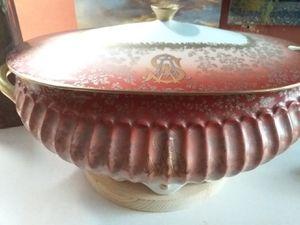 Limoges [france] porcelain soup tureen for Sale in Tonto Basin, AZ