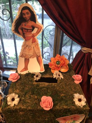Moana party decoration for Sale in Los Angeles, CA
