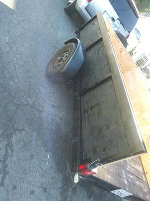 Utility trailer 10ft x 6 ft for Sale in Hazard, CA