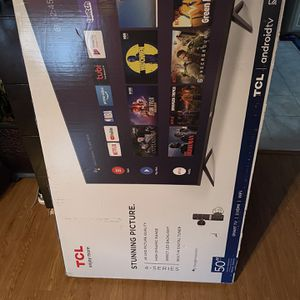 50 Inch Tcl for Sale in Baltimore, MD