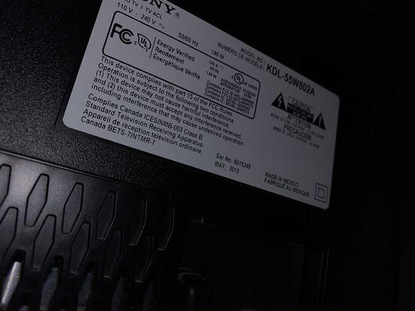 Sony 55 inch LED Tv