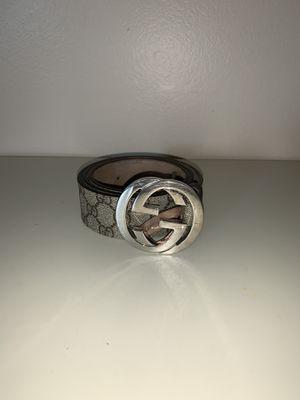 Gucci Supreme Interlocking Belt for Sale in FL, US
