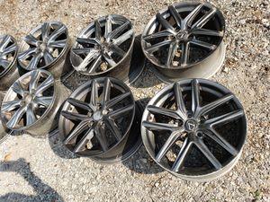Lexus wheels rims for Sale in Alpharetta, GA