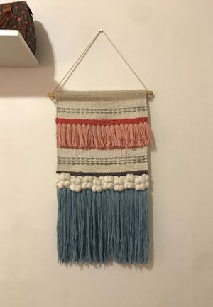 Handmade wall hanging for Sale in Boston, MA