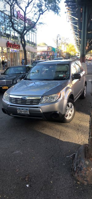 2009 Subaru Forester AWD for Sale in The Bronx, NY