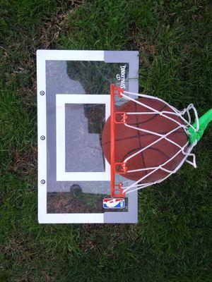 Door mounted basketball hoop for Sale in San Diego, CA