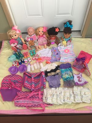 Baby Alive and more dolls for Sale in Oceanside, CA