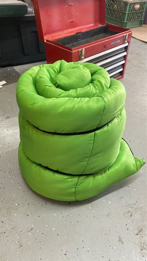 Green sleeping bag for Sale in Chandler, AZ