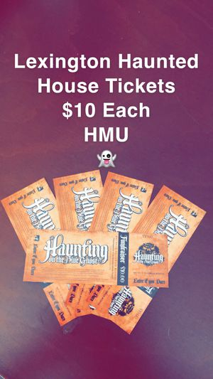 Haunted House Lexington Tickets for Sale in CORP CHRISTI, TX