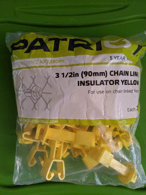 Patriot chain link insulator for Sale in Miami, FL