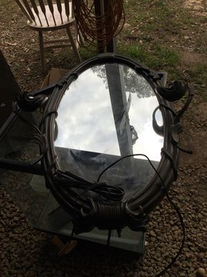 Antique Lighted Mirror for Sale in Leesville, SC