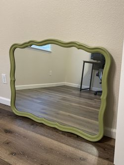 Mirror and chair for Sale in Fresno,  CA