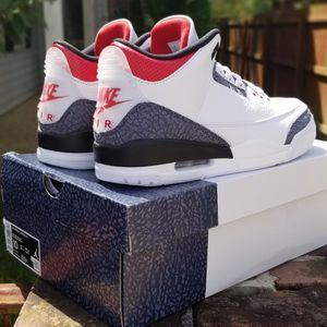Jordan 3 Retro Denim for Sale in Baton Rouge, LA