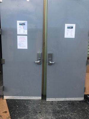 STEEL DOORS for Sale in Coral Gables, FL