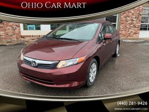 2012 Honda Civic for Sale in Elyria, OH