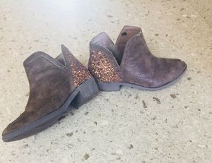 Girls Justice Ankle Boots Size 5 for Sale in Cape Coral, FL