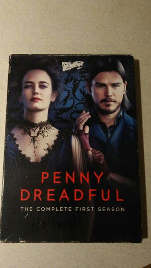 Penny Dreadful season 1 on dvd•Friends season 3•4•5•6•7•10•Heroes season 1 for Sale in Jonesville, LA