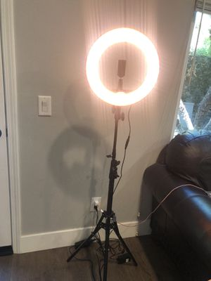Ring light for Sale in Walnut, CA