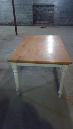 Wood table for Sale in Philadelphia, PA