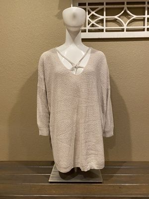 Brand new criss cross Sweater for Sale in Fresno, CA