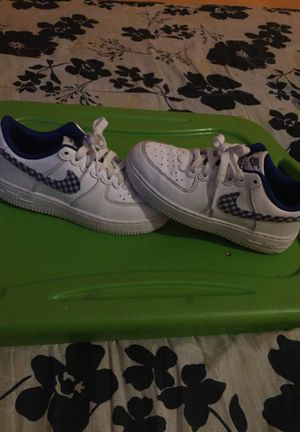Nike Air Force 1 size 1y for Sale in Tampa, FL