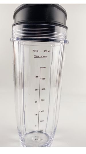 New nutri Ninja 32oz cup with sip & Seal lip for pro complete blender for Sale in Fontana, CA