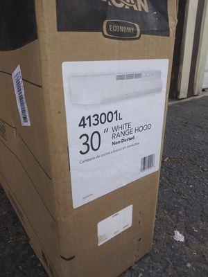 White range hood for Sale in Colton, CA