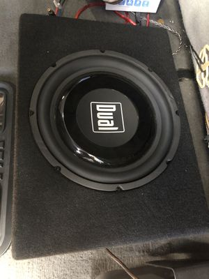 Subwoofers for Sale in Young, AZ