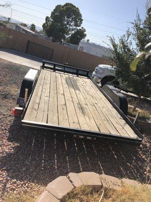 Utility trailer car holder for Sale in NV, US