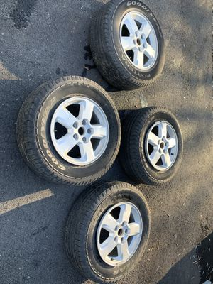 Jeep Grand Cherokee Wheels for Sale in Westford, MA