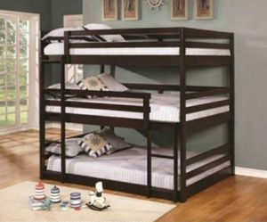 Triple Bunk Bed New in Box for Sale in Margate, FL