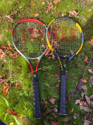 Tennis racket for Sale in Everett, WA