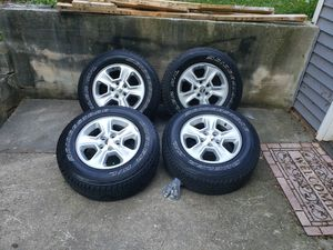 Wheels and tires- Jeep, Ram, Dodge for Sale in Manheim, PA